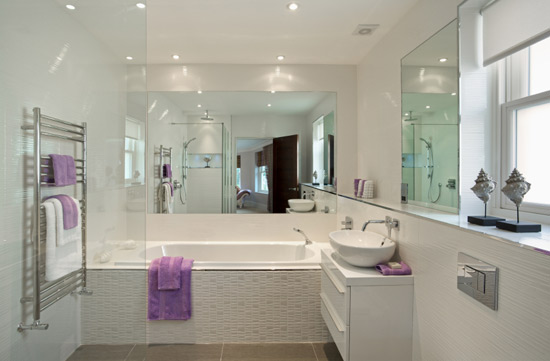 Great Bathroom Mirrors U2013 A Mirror Is The Focal Point Of A Bathroom And A Custom  Wall Or Vanity Mirror Is One Of The Many Ways To Customize Your Bathroom  Into ...
